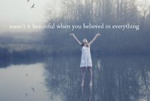 Beautiful words / by Jenna Frankino