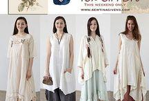 Dresses to sew