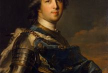 Louis XV.   of France - Le Bien aimee