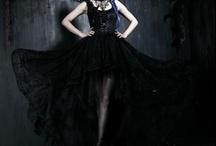 Goth and dark fashion