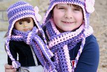 crochet AG doll clothes