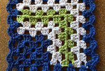 Crochet 11 mantas