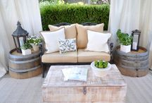Outdoor Decor / by Hayley Brightwell
