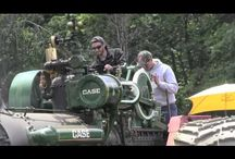 Antique Tractors / Tractors - ciągniki