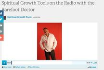 Spiritual Growth Tools on the Radio / Recently launched, Spiritual Growth Tools on the Radio will bring you guests to inform, educate, inspire and entertain. With many fabulous guests already booked, it will help you on the path to growing with grace. You can listen in live every Tuesday at 7pm GMT here  - http://www.blogtalkradio.com/spiritualgrowthtools