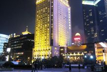 Shanghai / Some pictures from my visit to Shanghai in September 2013. / by Rick Saltarelli