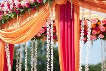 Glamorous Indian wedding inspiration