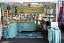 shop/stall ideas / by Sheffield Skincare Company