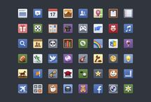 Icons / by Junwei Loh
