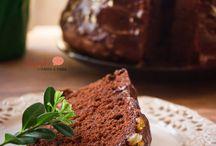Ciasto bezglutenowe z czekolada