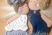 Country Creations ideias