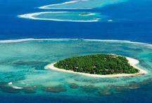 Fiji taverna island