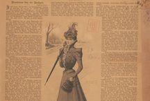 Der Bazar - illustrierte Damenzeitung - Berlin- 1857-1898