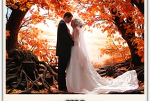 Autumnal Wedding  / Wedding Inspiration reflecting this wonderful season and its gorgeous fiery colours.