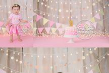 Cake Smash Inspo / Cake smash photography ideas
