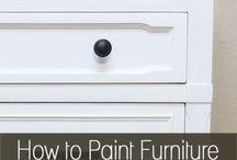 Painting furniture I like