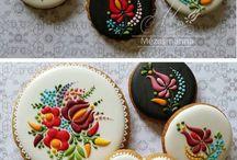 lukrowanie ciastek