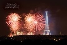 Paris Haiku / Here are a few English-language haiku on the city of light and love from my blog.