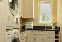 Deco Laundry Room/Lavadero