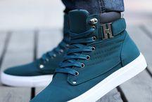 Zapatos / Los objetos que más me gustan.