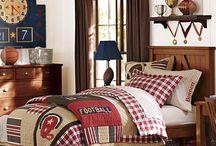 Drew bedroom