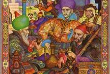 Arthur Szyk's Art