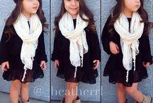 Kiddo Fashion / by Shawna Pierrottie
