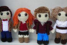Amigurumi dolls -small
