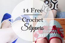Crochet Slipper Pattern
