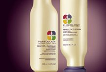 Perfect 4 Platinum: Pureology / by Victoria's 5th Avenue Salon