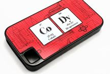 Geeky Periodic Table Phone Cases / Periodic Table Cell phone cases from ShopGibberish.etsy.com
