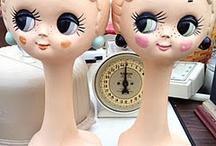 Twiggy Heads / Twiggy fan