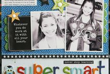 My Scrapbooking Projects / by lauravegas