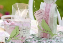 Tea Party Ideas / by Sylvia Perkins