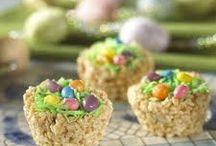 Easter Snacks for Kids