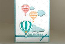 Lift me up 2017s/s stampin up