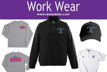 Work Wear / Contact us about making something special for you. info@reedables.com