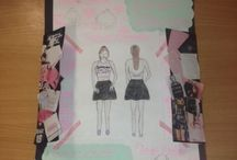 Year 9 Design Boards
