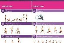 Kayla workout week 2&4