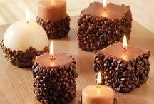Candles & bomb bath ❤️