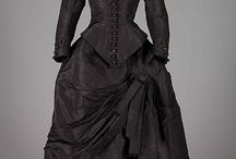 What to Do With 26 Yards of Black Silk Taffeta / by The Couture Courtesan