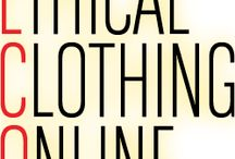 Blog / by Ethical Clothing Online