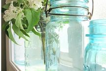 Mason Jars / Anything and everything for the love of Mason Jars...