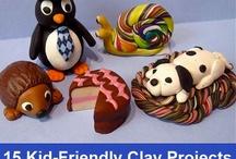 Nilla's Polymer Clay Ideas