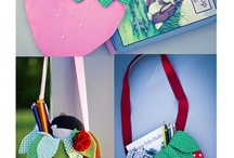 Kids' bags / by Bags to Make