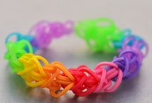 loom bands and charms