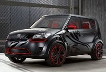 kia soul customized / by Juliette Creech
