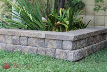 Beautify your Garden with Pavers Planters / Pavers Planters are the picture-perfect addition to any garden. Give your garden extra flair and beauty with these pavers planters ideas.