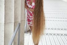 Long Hair Collections / by Xinyang Aliciabritney