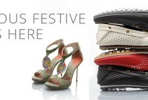 Fabulous Festive #Sale / This #Christmas visit our #store to avail amazing #discounts on designer #shoes for #men and #women. #MerryChristmas #FestiveSale